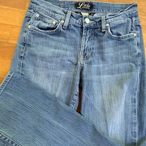 Lucky Brand Jeans light wash